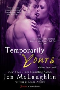 Temporarily Yours Cover