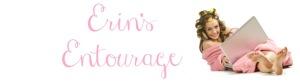 Erin's Entourage Banner