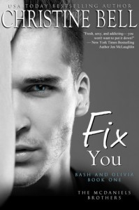 Fix You by Christine Bell