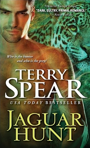Jaguar #3) by Terry Spear – Release Week Blitz, Giveaway & Review