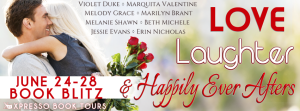 Love Laughter & Happily Ever After Banner