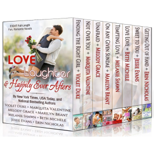 Love Laughter & Happily Ever After Cover