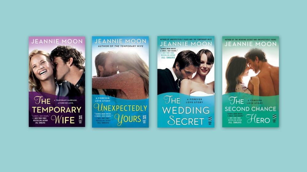 THE SECOND CHANCE HERO (Forever Love #4) by Jeannie Moon ~ Cover Reveal (2/3)