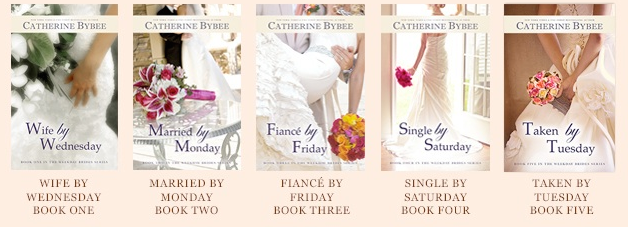 TAKEN BY TUESDAY  (The Weekday Brides #5) by Catherine Bybee ~ Blog Tour Giveaway, Excerpt & Review (3/4)