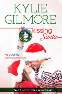 Kissing Santa Cover