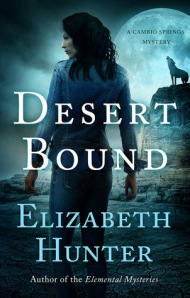 Desert Bound cover